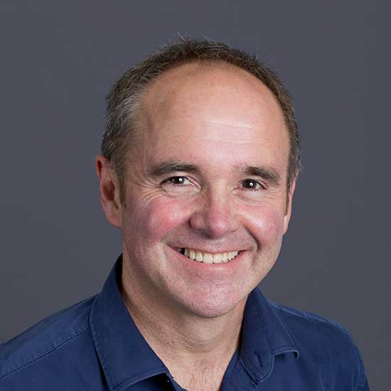 Dr Damian McShane